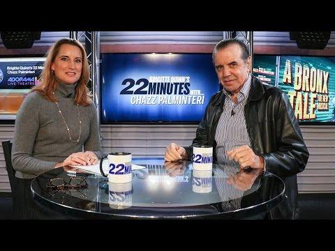 22 Minutes with ChazzPalminteri