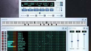Vanbasco's Karaoke Player   Midi Sequencer