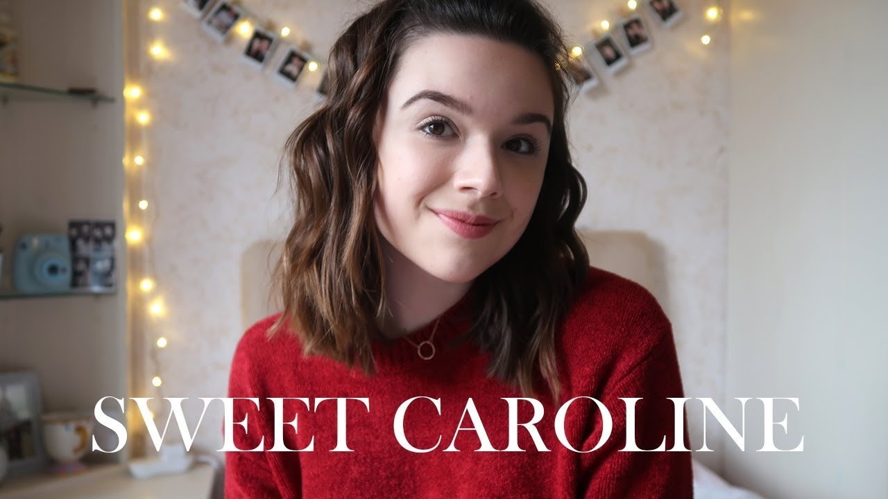 Sweet Caroline (COVER) - YouTube