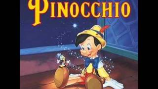 Pinocchio OST - 09 - Hi-Diddle-Dee-Dee (An Actor