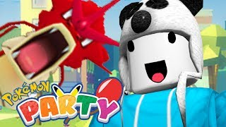ROBLOX POKEMON PARTY IST OUT! #HYPE (RussoPlays Neues Spiel!)   Roblox
