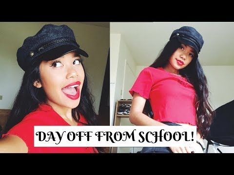 THIS ASSIGNMENT PISSED ME OFF + DAY OFF FROM SCHOOL!// VLOG
