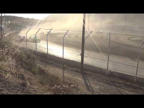 Barona Speedway IMCA Modified Heat #1  7-13-2019