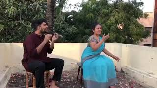 Sid sriram with sister carnatic music