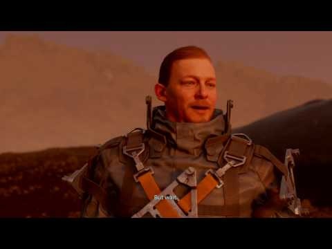 Make a decision and bring this to an end - What to do to continue - Death Stranding