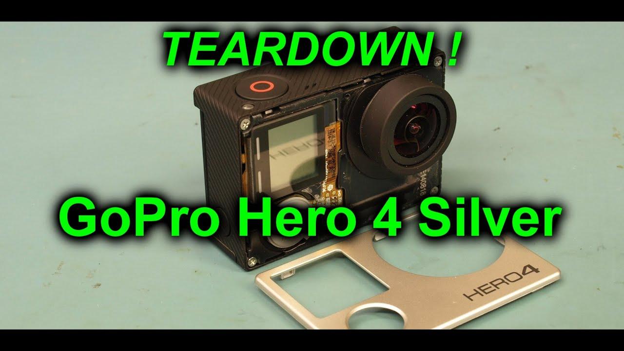 Sony Tv Repair >> EEVblog #672 - GoPro Hero 4 Silver Teardown - YouTube