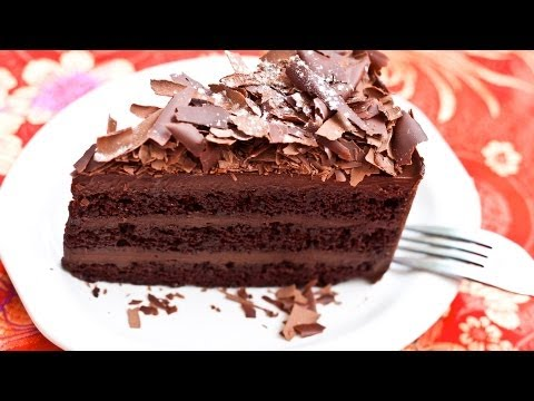 How To Make An Easy Chocolate Cake