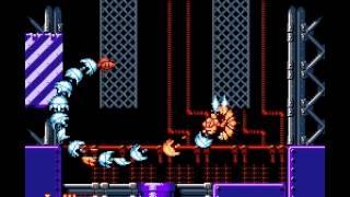 Shatterhand - Shatterhand Power Plant Boss Battle - User video