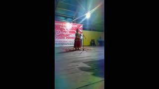Lagu poso : Uja Nciwu dan Rikaranindi,voc:Watykawewosowolino,Pianis:Bpk.Bambang.Mompala