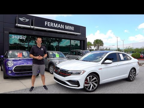 Is the 2019 VW Jetta GLI Autobahn REALLY a Golf GTI with a trunk?