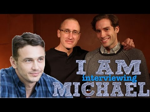 "Exclusive Interview with Michael Glatze of ""I Am Michael"" (starring James Franco) 