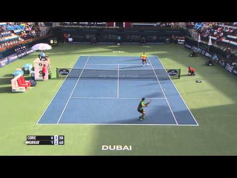Dubai 2015 Hot Shot Coric