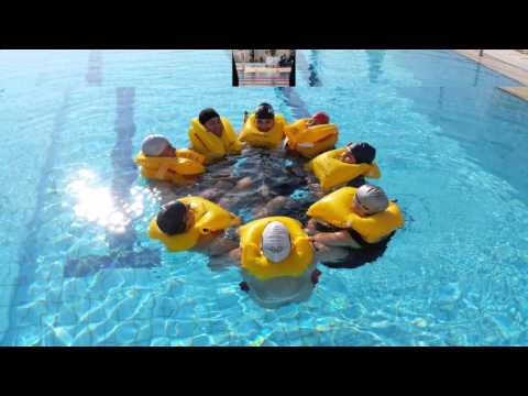 Global Aviation SA- Cabin Crew Training - Water Survival Module