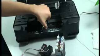 CANON IP2700 CISS ( DIY ) Installation Instruction