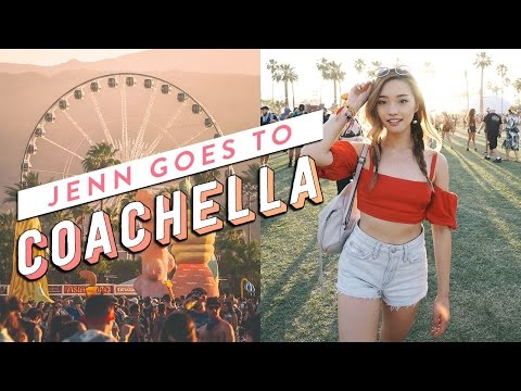 Jenn Goes To Coachella 2017