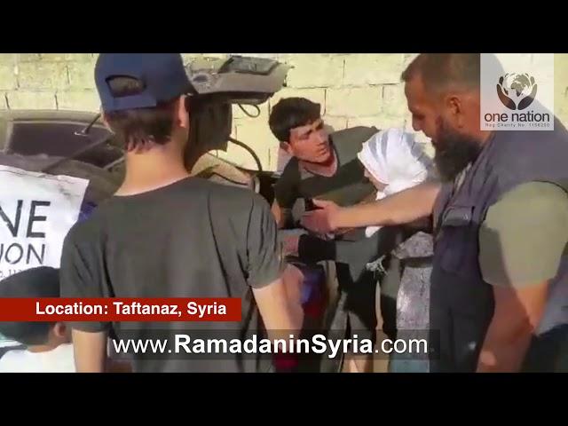 Iftar Day 6 in Syria - Ramadan in Syria 2018