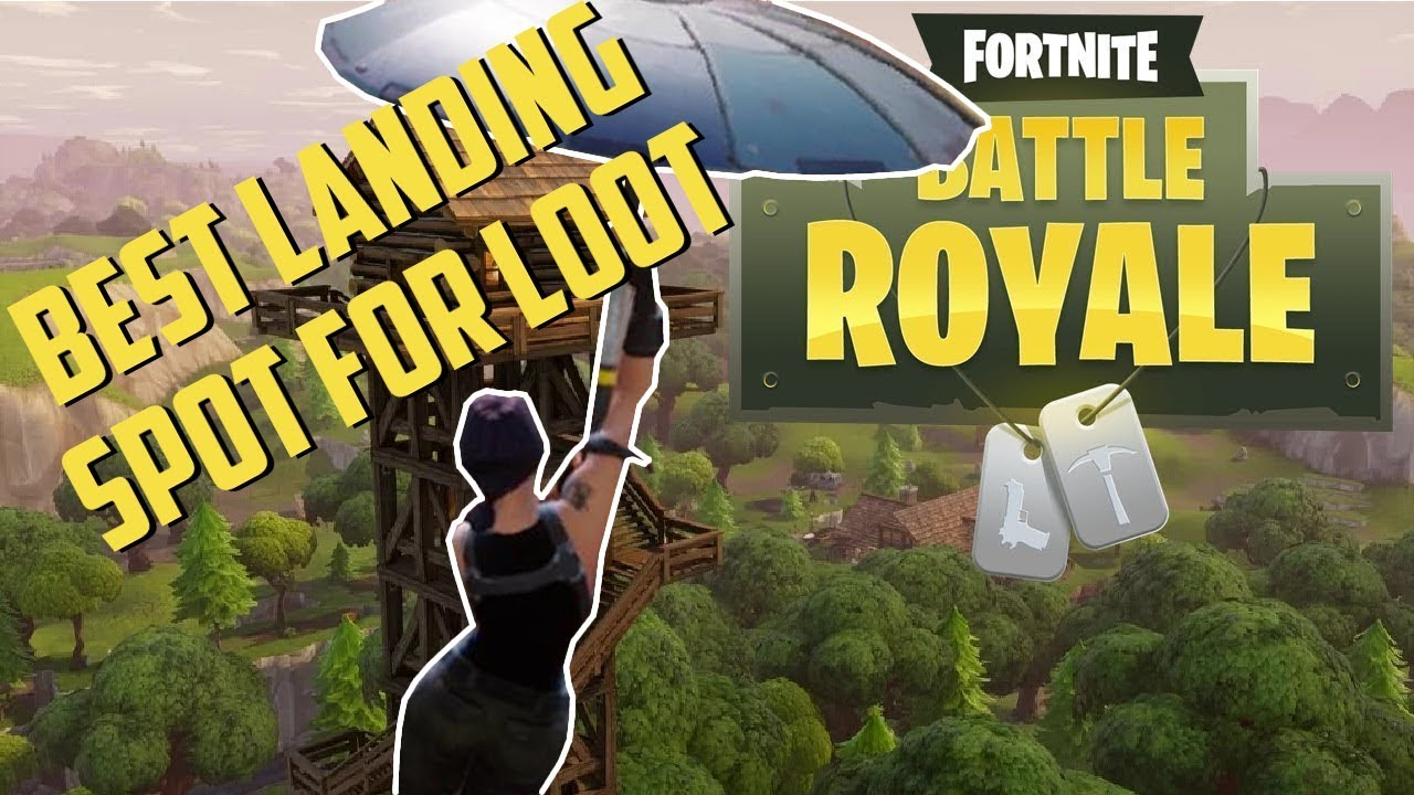 best landing spot in fortnite battle royale loot run for 10 chests fortnite battle royale ps4 - loot runs fortnite