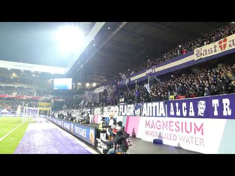 Austria Wien - Rapid (6:1), 16.12.18, Support