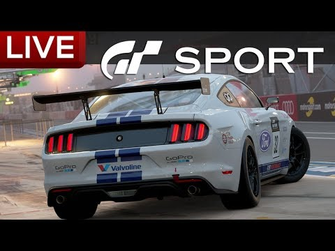 GT Sport - FIA GT Manufacturer Series Runde 2! - Re-Live [T300 599XX]