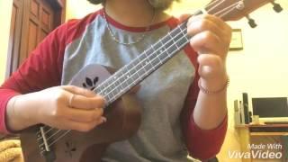 Lúc nhớ nhung - Hải Sâm (ukulele cover)