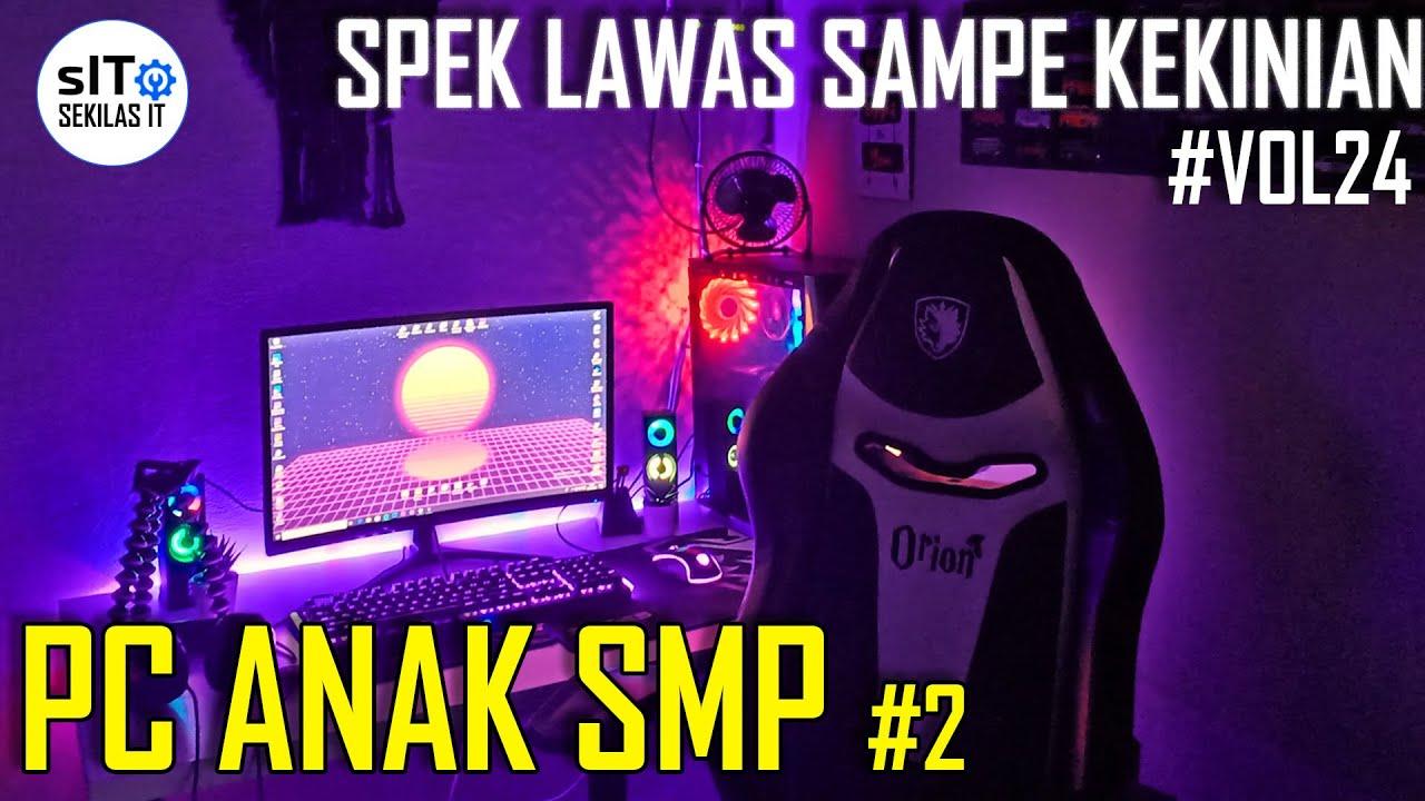 Download Performa Desktop Anak SMP No 4 Setup nya Rapih Banget Pasti Betah #VOL24