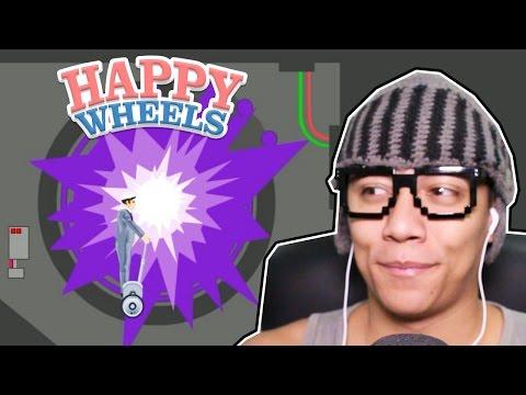 VIAJANDO NO TEMPO - Happy Wheels