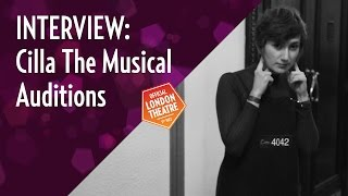 Interview: Cilla The Musical - Auditions