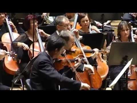 Savaria Szimfonikus Zenekar - Csajkovszkij: 5 szimfónia 3 tétel Vezényel: Vásáry Tamás