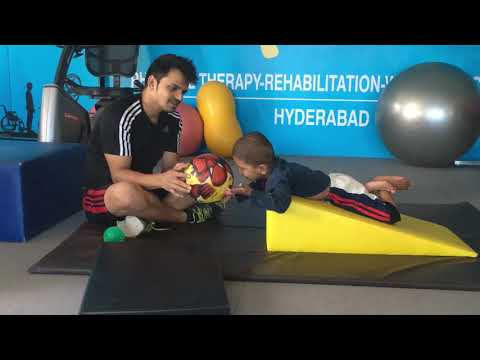 Advanced Pediatric Physiotheraphy and Rehabilitation center in Hyderabad