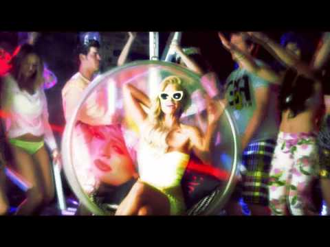 Paris Hilton - Heartbeat (MUSIC VIDEO) 2013