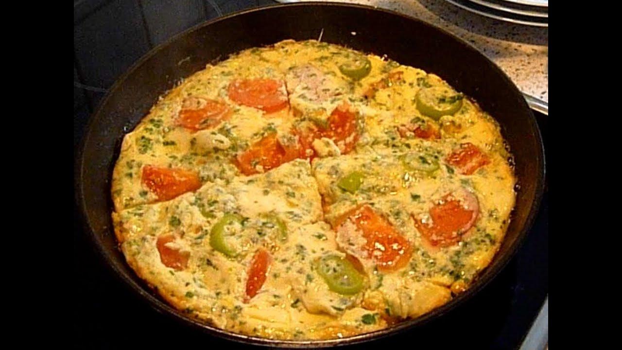 rezept omelett ahmet kocht vegetarisch kochen folge 15 youtube. Black Bedroom Furniture Sets. Home Design Ideas