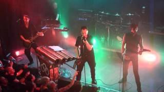 DIE KRUPPS Alive in a Glass Cage Live Paris Le Divan du monde 15/09/2015