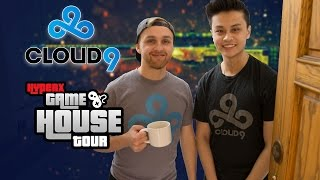 Cloud9 CS:GO HyperX Gaming House Tour