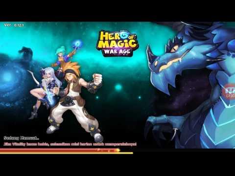 Hero of magic war age main main