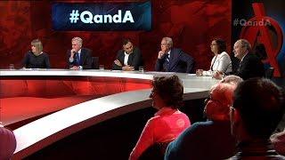 Q&A - Peace, Ideology & Free Speech