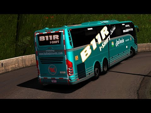 Evacay Bus Volvo Exploring Promods Ets 2 Indian Bus