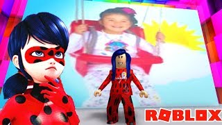 ROBLOX GAMES 🐞 🐞 #2 🐞 US CUSTOM GAME SHAKIL WISE TRACK LADYBUG with PARKOUR 🐞 NEW 2018