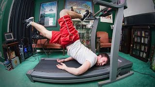 THEY WANTED  to be FIT for the summer , but sh*t happens - Funny workout FAILS
