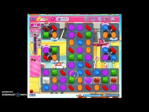Candy Crush Level 2367 help w/audio tips, hints, tricks