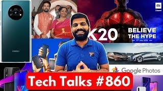 Tech Talks #860 - Mi A3 Leaks, K20 Launch, Oppo K3, Huawei Mate 30 Pro, Budget 2019 Phones, LG W30