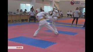 Мелани Юсуфова завоевала серебро Всероссийских юношеских игр боевых искусств