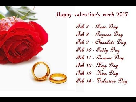 Valentineu0027s Week Wishes | Happy Valentines Day Whatsapp Video/greetings