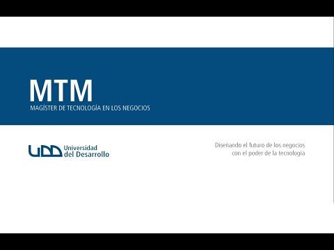 Presentación MTM UDD