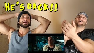 xXx: The Return of Xander Cage Official Trailer [REACTION]