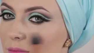 видео Арабский макияж: магия Востока во взгляде