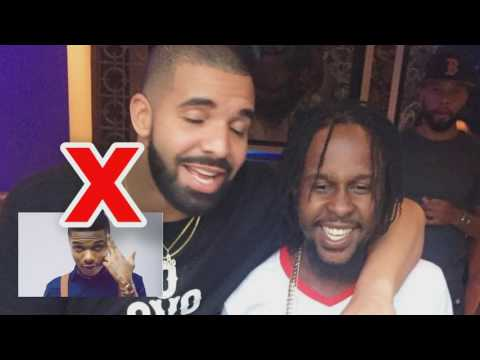Drake x Popcaan – My Chargie (Come Closer Instrumental) LEAK: