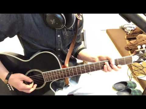 Ed Sheeran - Don't , Nina  (Guitar Tutorial ,Loop Pedal Cover)