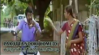 Parotta Soori comedy scene