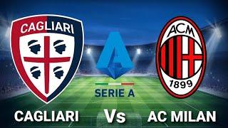 Cagliari vs Milan  | Serie A (Matchday 4: 16/09/2018) | Line-up Prediction & Simulation Match