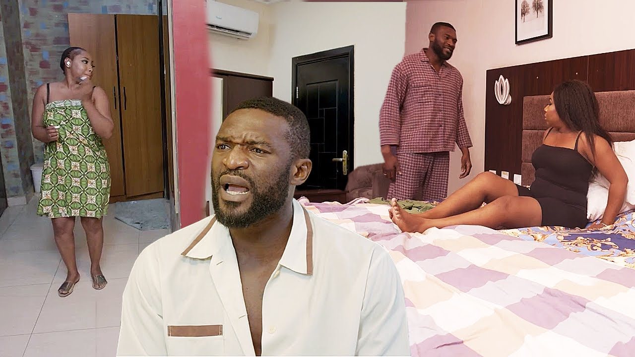 Download TEMPTATIONS FROM MY MAID FORCED ME TO GO AGAINST MY MARRIAGE VOWS 2021 New movie - Nigerian Movies